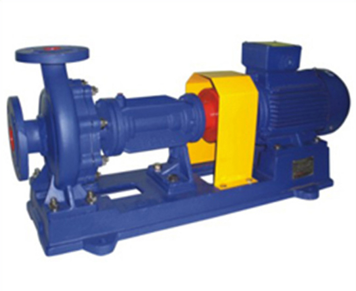 无水冷却热油泵(导热油泵)