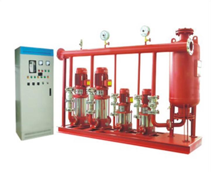 全自动变频调速恒压消防给水设备