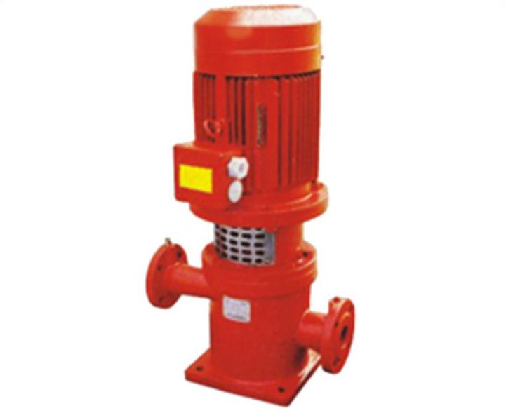 立式恒压消防泵