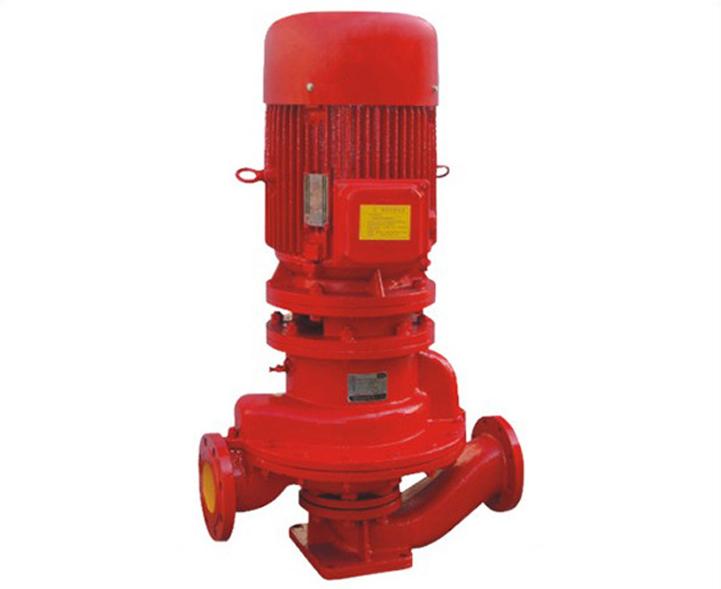 立式双级消防泵