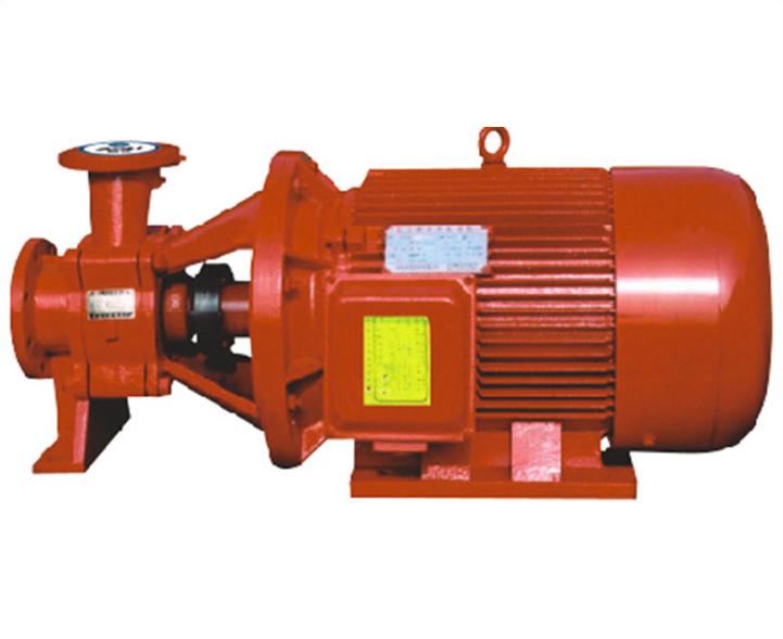 变流恒压消防切线泵