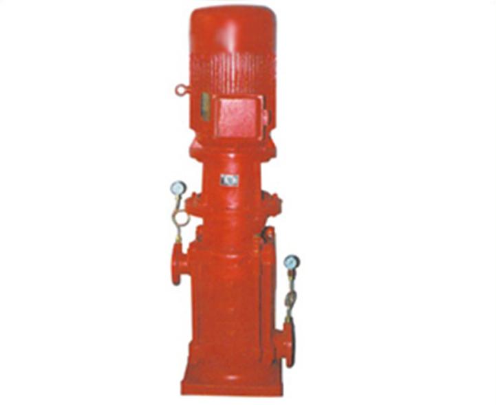 XBD-ALD-系列立式多级消防泵