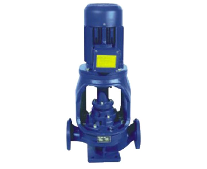 ISG立式离心泵(便拆式)