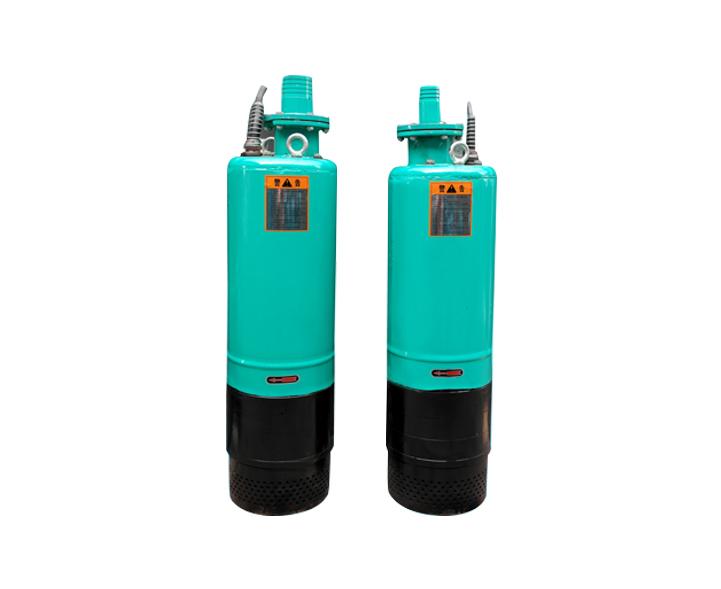 WQX污水潜水电泵